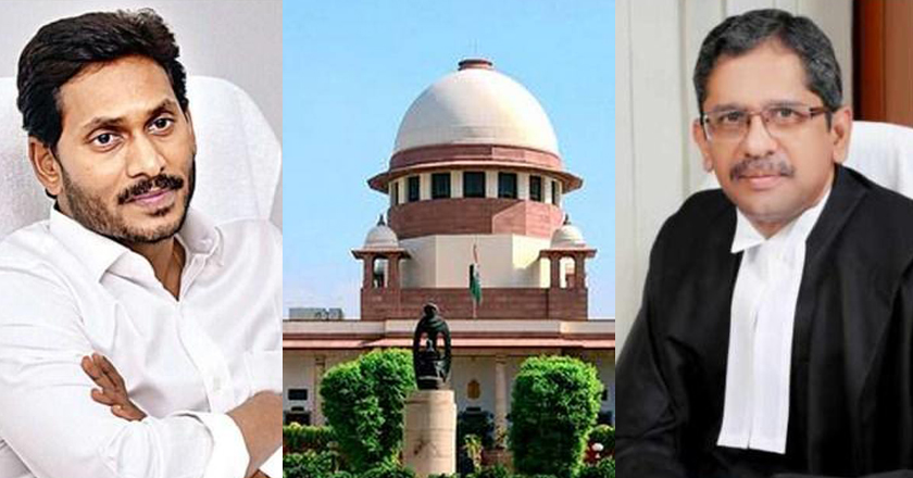 Whether condemning Jagan's complaint without probe enhance prestige of judiciary?