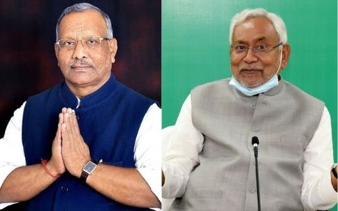 Nitish Kumar and Tarkishore
