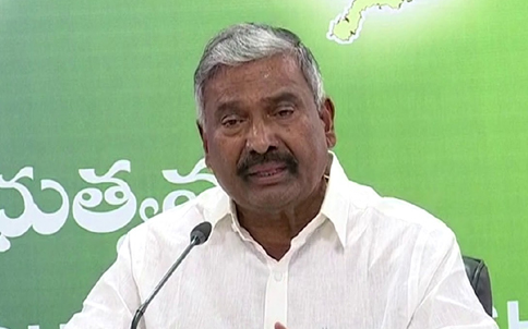 Sand Reaches only to Central Govt. Institutions : Peddireddy