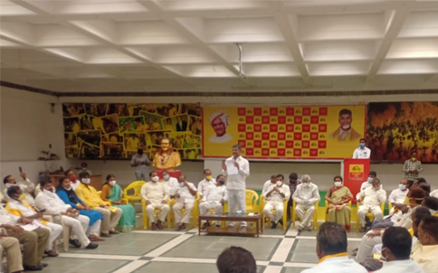 TDP releases first list of 90 candidates for GHMC elections