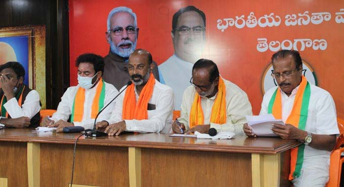 Why BJP took GHMC elections seriously?