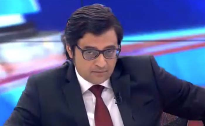IndiaWithArnab, a signature campaign