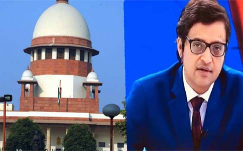 SC issues contempt notice to Maha Assembly secretary for questioning Arnab