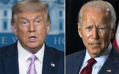 "US Elections: Who will ""pack up his bags?"" Trump or Biden?"