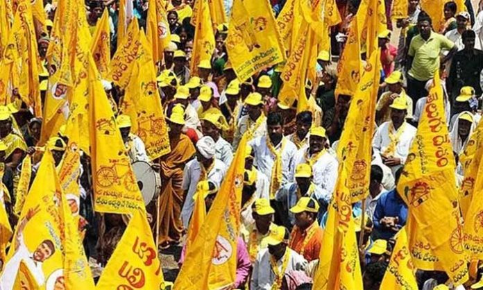 GHMC Poll: TDP's stand an experiment to revive party?