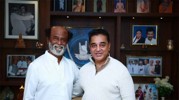 Disappointed, but health important: Kamal on Rajini's announcement