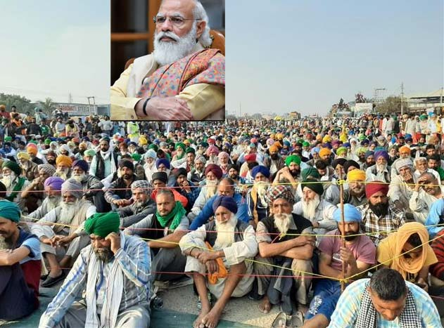 PM should seize opportunity to win over farmers