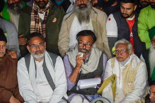 Farmers' protest: Govt.- Morcha talks on Monday