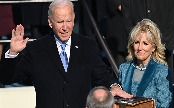 WARNING BELLS FOR BIDEN