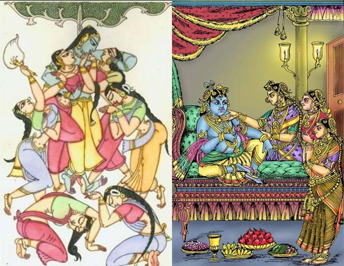 Oh Krishna, Let us Serve You for 7 generations