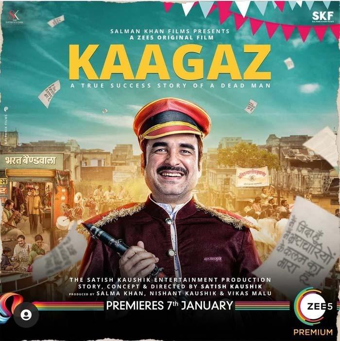 Kaagaz: Wastes a solid story