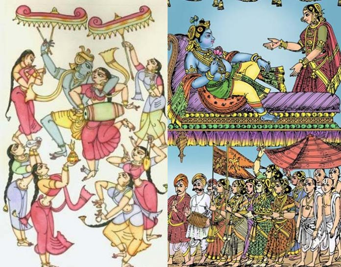 Krishna's affection for devotees is more than their Love
