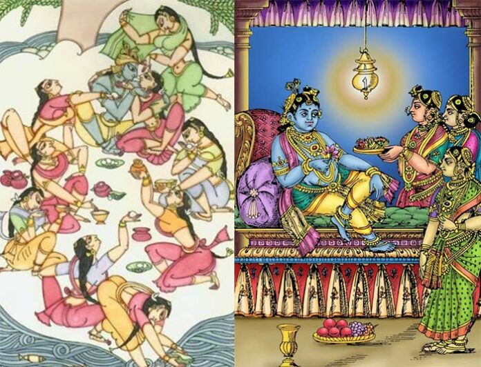 Association with Krishna, the real wealth Goda desires