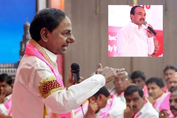 Etela Rajender sidelined by KCR, Speculations in TRS Party