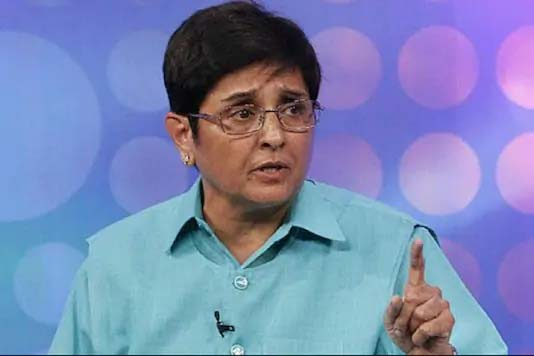 Kiran Bedi Removed as Lt Governor of Puducherry