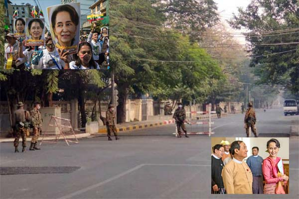 Military Coup once again in Myanmar