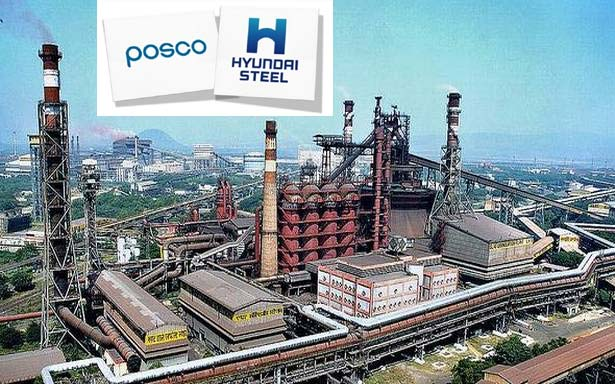 POSCO & Hyundai want to have VSP with 50 % Share