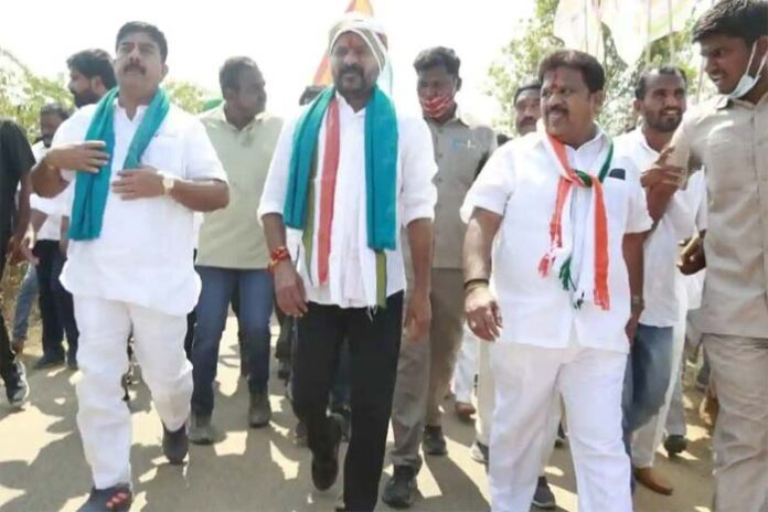 Revanth Reddy completes 10-day Paadayatra, what does it mean?