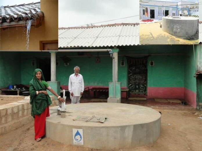 Roof Water Harvesting for Drinking