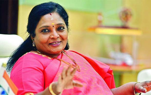 Governor Tamilisai's greetings on Women's day