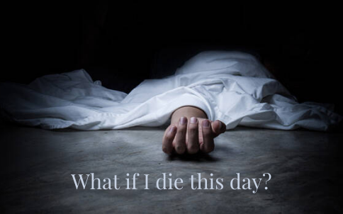 die this day
